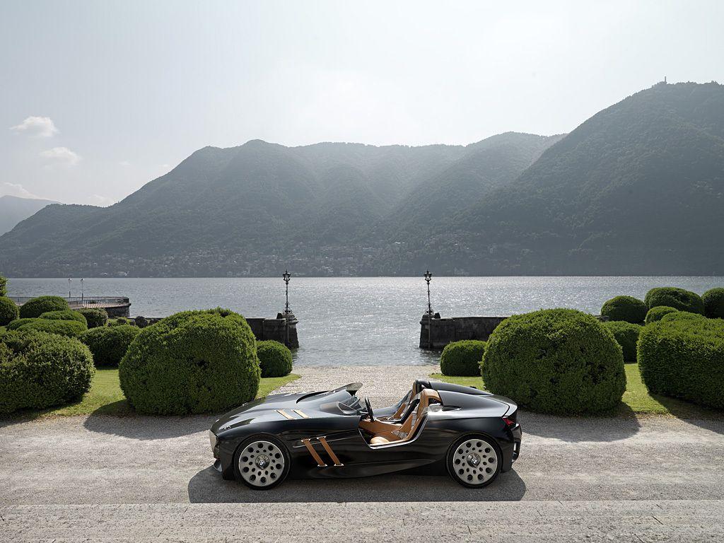 VOITURES DE LEGENDE (646) : BMW  328 HOMMAGE CONCEPT - 2011