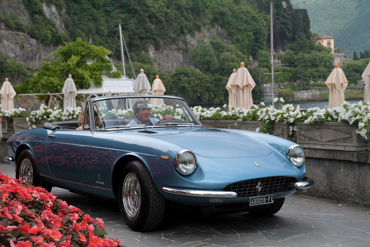 1969 ferrari 365 gts auction results and data for 1969 ferrari 365 gtc rm sothebys vanachro Image collections