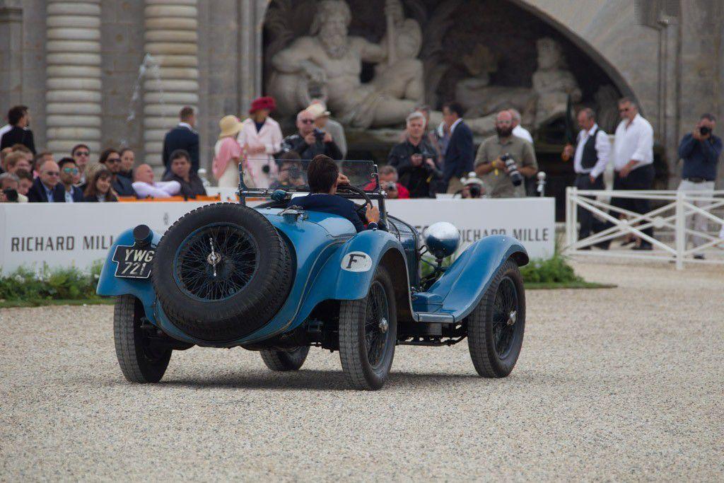 VOITURES DE LEGENDE (652) : ALFA ROMEO  8C 2300  FIGONI ROADSTER - 1933