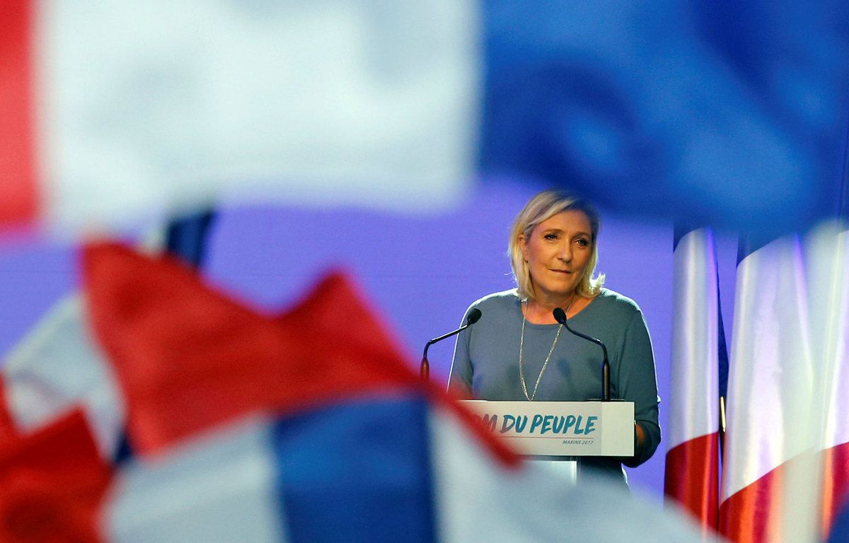 LA STRATEGIE PRESIDENTIELLE DU FRONT NATIONAL