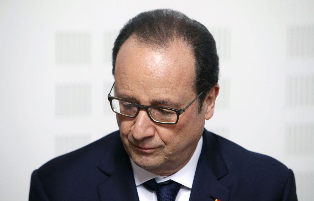 PRESIDENTIELLES: POURQUOI FRANCOIS HOLLANDE NE RENONCE PAS!..