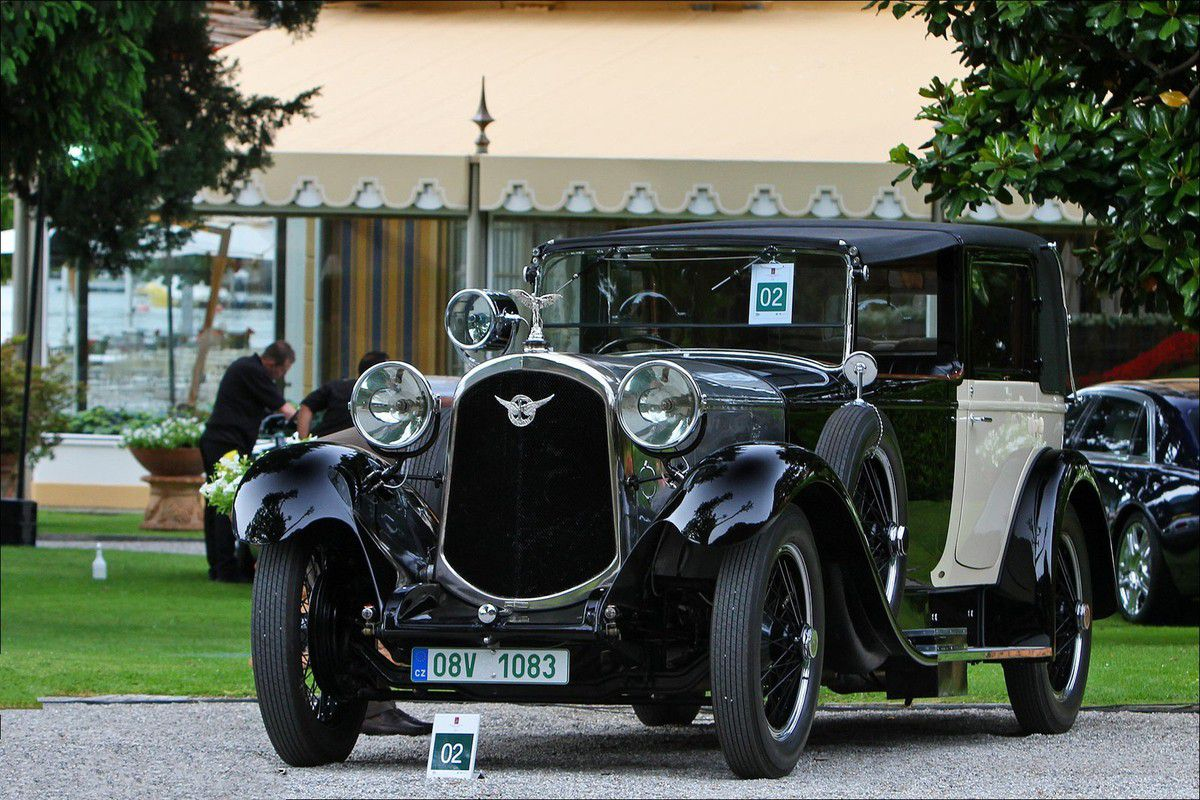 voitures de legende 679 farman a6b coupe de ville million guiet 1925 victor association. Black Bedroom Furniture Sets. Home Design Ideas