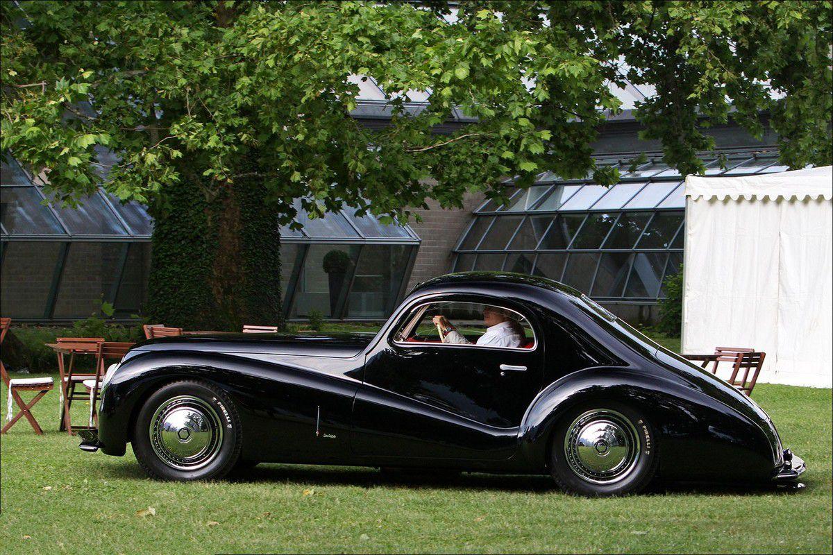 voitures de legende 689 alfa romeo 6c 2500 super sport bertone coupe 1942 victor association. Black Bedroom Furniture Sets. Home Design Ideas