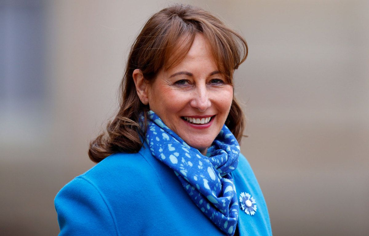 SEGOLENE ROYAL ANNONCE SES MESURES CONTRE LA POLLUTION