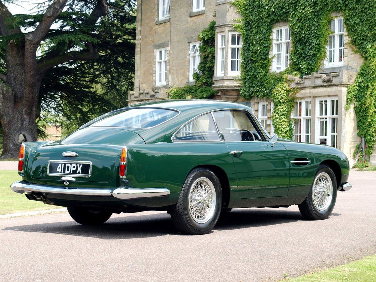 VOITURES DE LEGENDE (702) : ASTON MARTIN  DB4 GT  VERSION UK - 1959