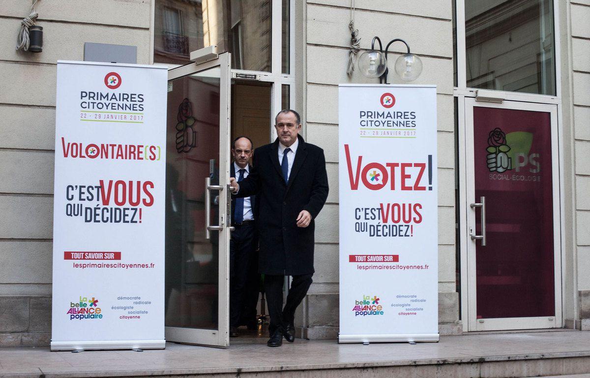 PRIMAIRE DE GAUCHE : LE PS AURAIT-IL MANIPULE LES RESULTATS !..