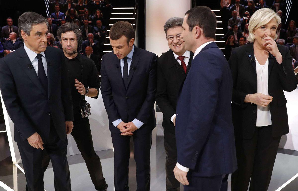 DEBAT ELECTION PRESIDENTIELLE : EMMANUEL MACRON A ETE LE PLUS CONVAINCANT !..