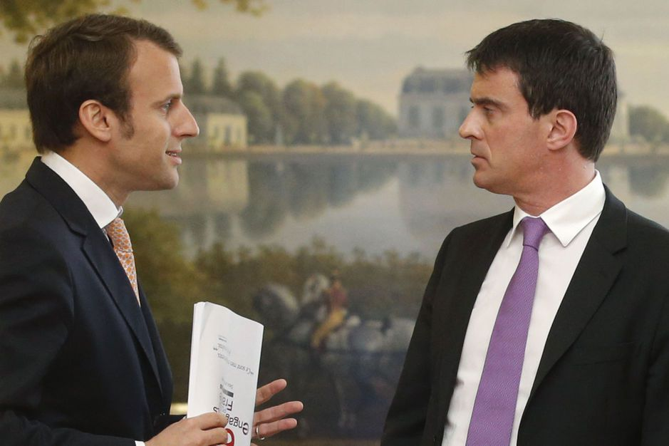 ELECTIONS LEGISLATIVES : « LA REPUBLIQUE EN MARCHE » N'INVESTIT PAS MANUEL VALLS