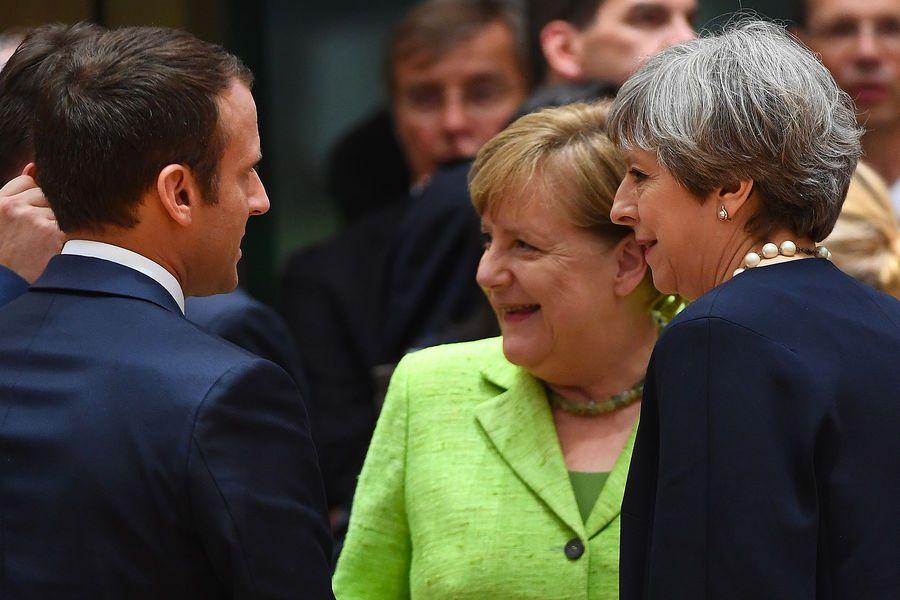 UN AN APRES LE BREXIT, QUELLES PERSPECTIVES POUR L'EUROPE ?...