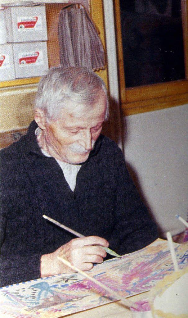 Damien Conche (1877-1970) - vers 1965