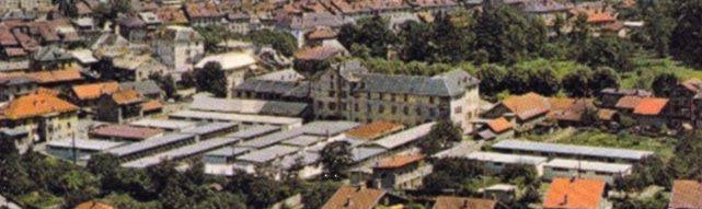 L'ancien collège - lycée