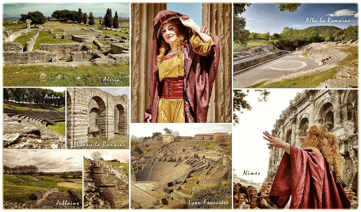 AGRIPPINE ✯ une épopée artistico-romaine