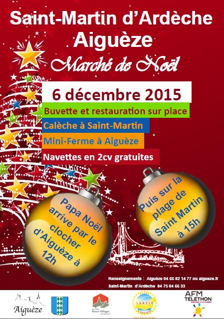 Aigueze Saint-Martin