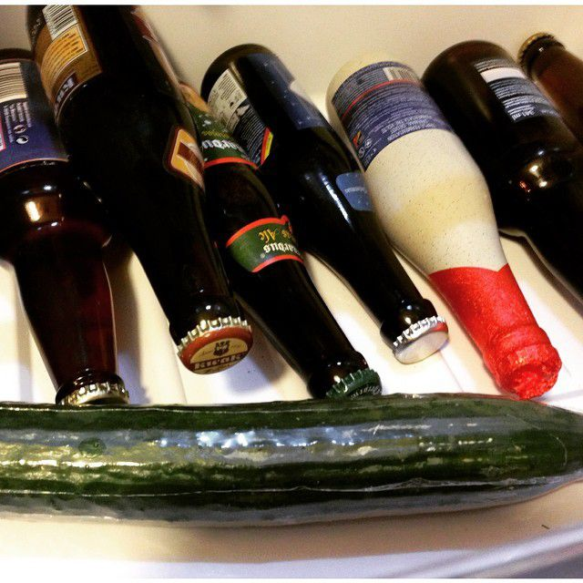 Une semaine dure vivre lucky sophie blog maman - Bac a legume frigo ...