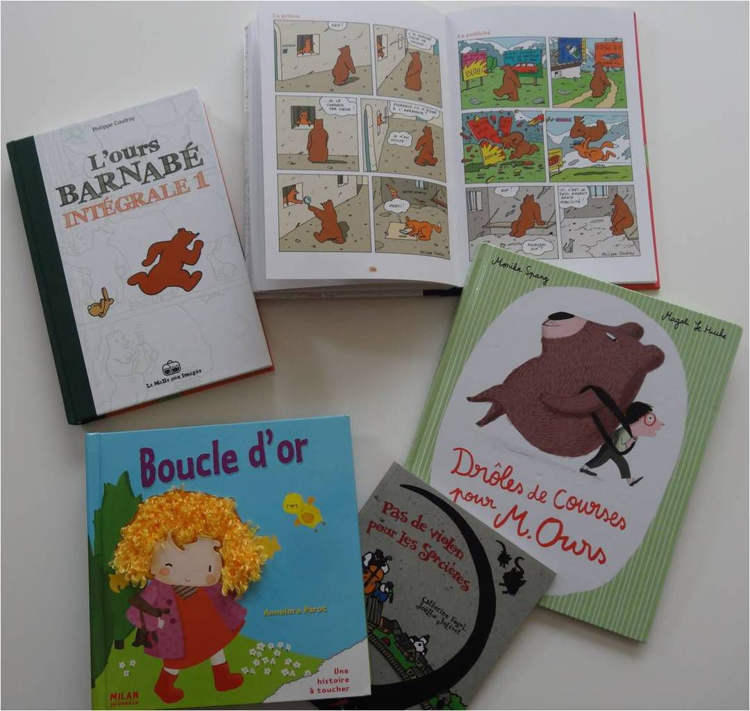 Histoires d'ours !