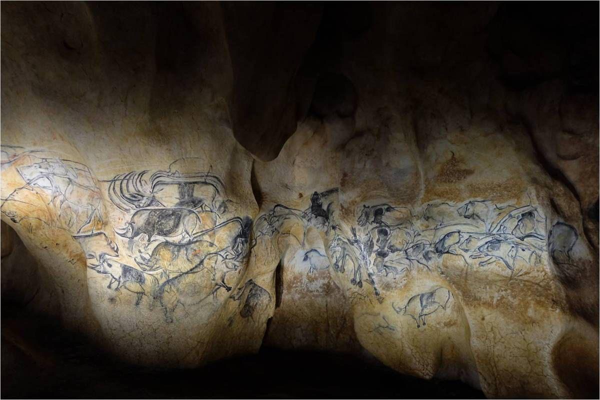 Un avant-goût de la Grotte Chauvet