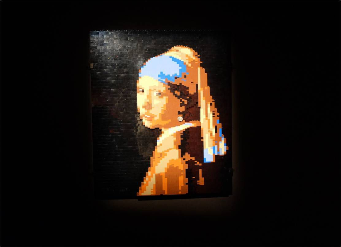 The Art of the Brick, l'expo LEGO à Paris !