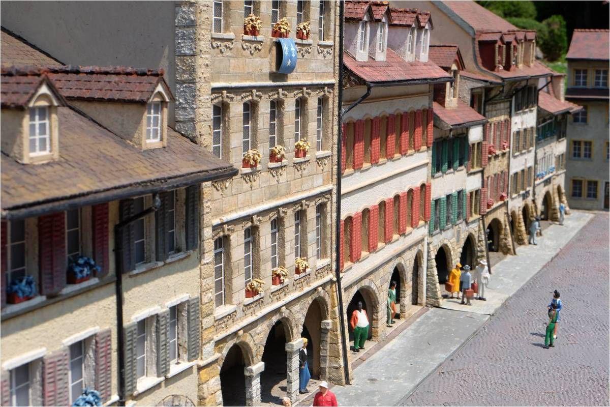 Suisse Miniature, une chouette sortie en famille