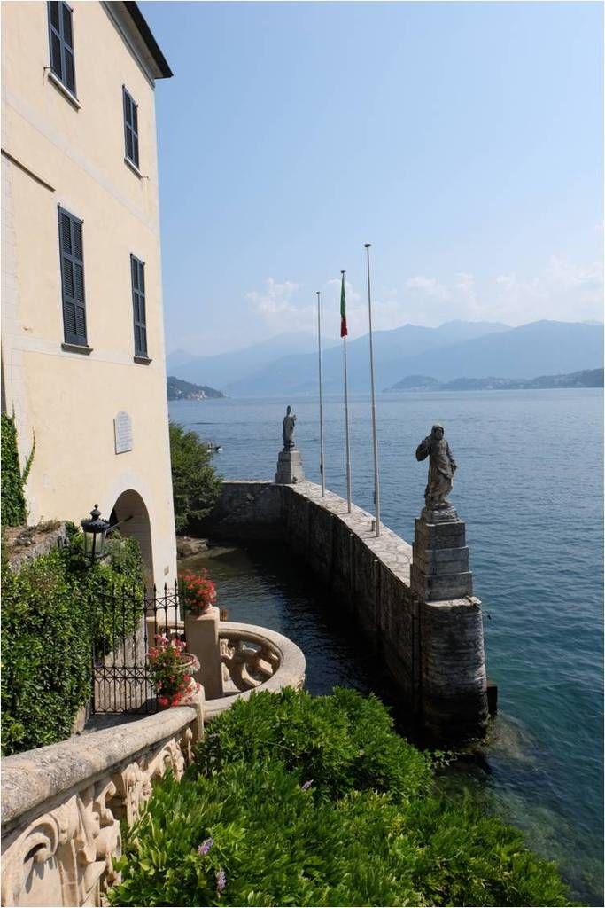 La villa Balbianello, Star Wars et James Bond
