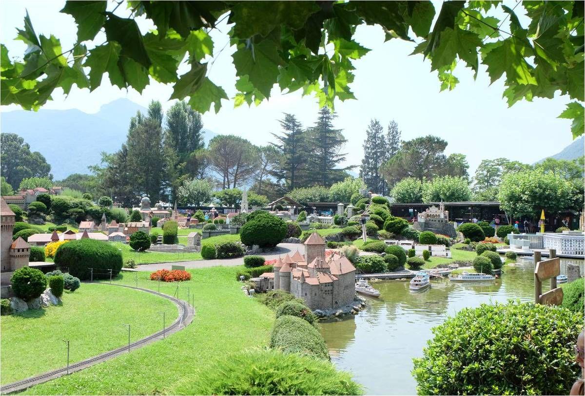 Suisse miniature une chouette sortie en famille lucky for Yvelines sorties en famille