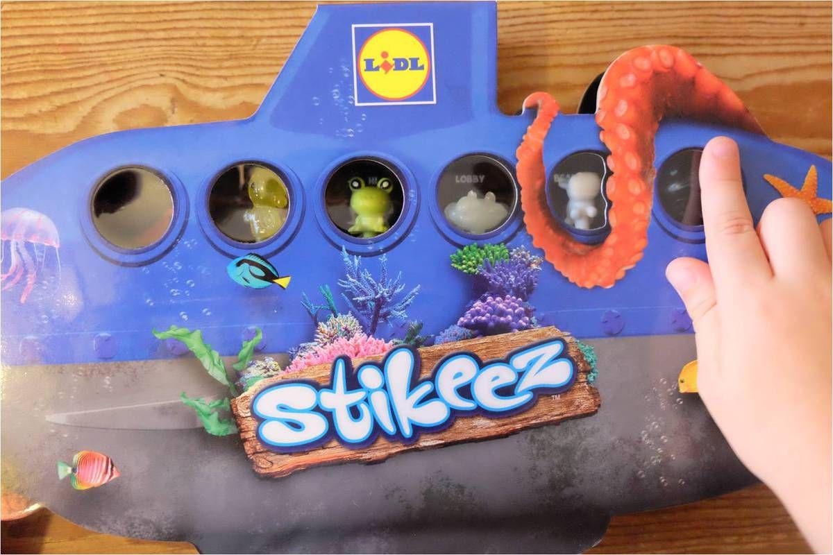 Les Stikeez Lidl reviennent !