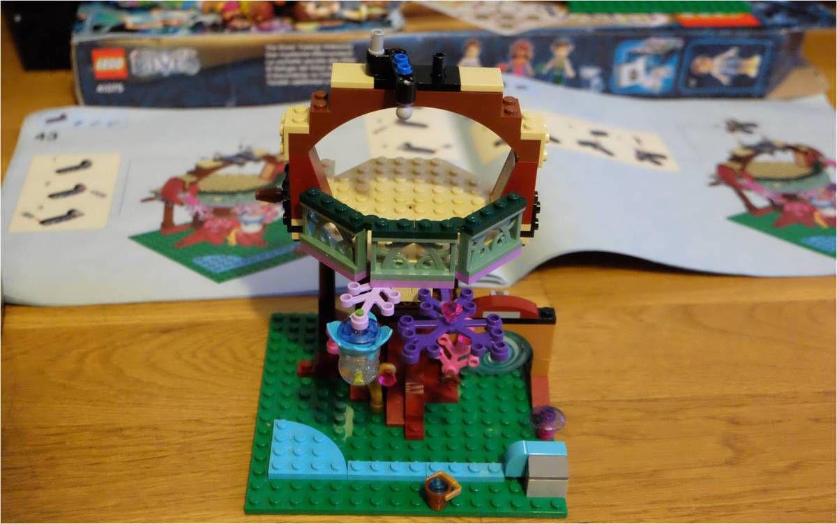 Nouvelle passion : LEGO Elves !