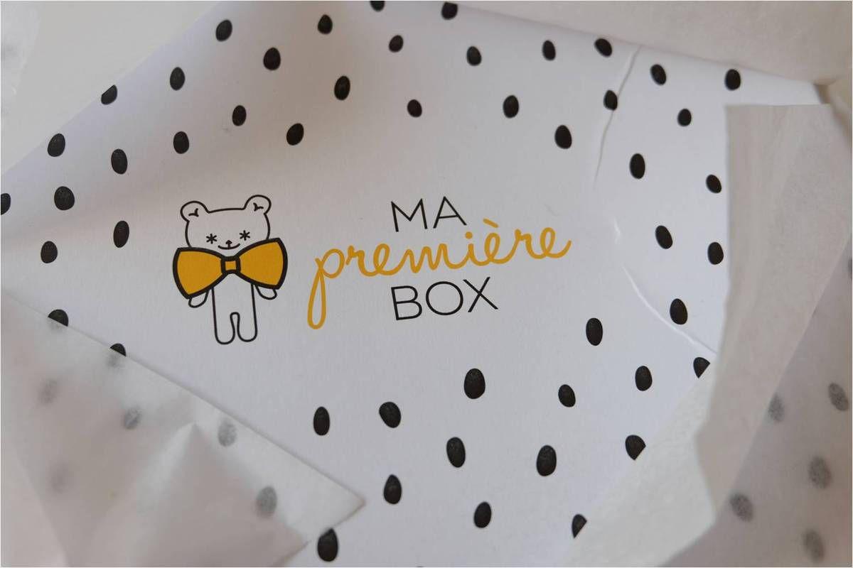 Ma Première Box ⭐ Découverte cadeau de naissance