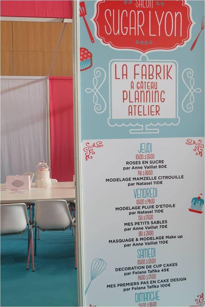 Un tour au Salon Sugar de Lyon