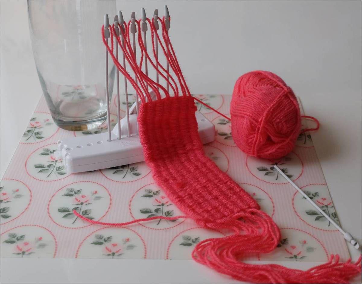 3 créations en laine avec Loop de Loom #DIY