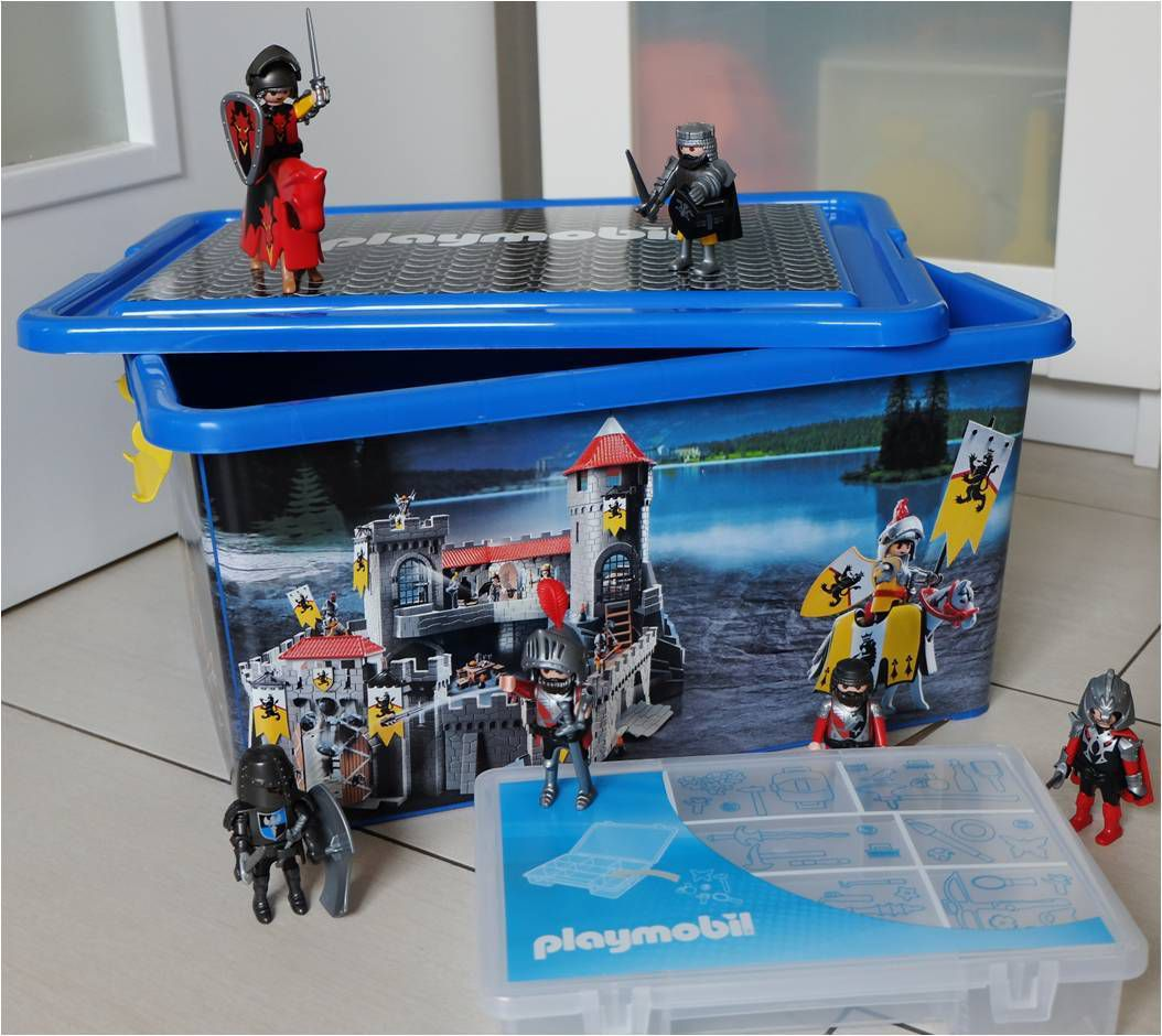 comment ranger les playmobil concours lucky sophie. Black Bedroom Furniture Sets. Home Design Ideas