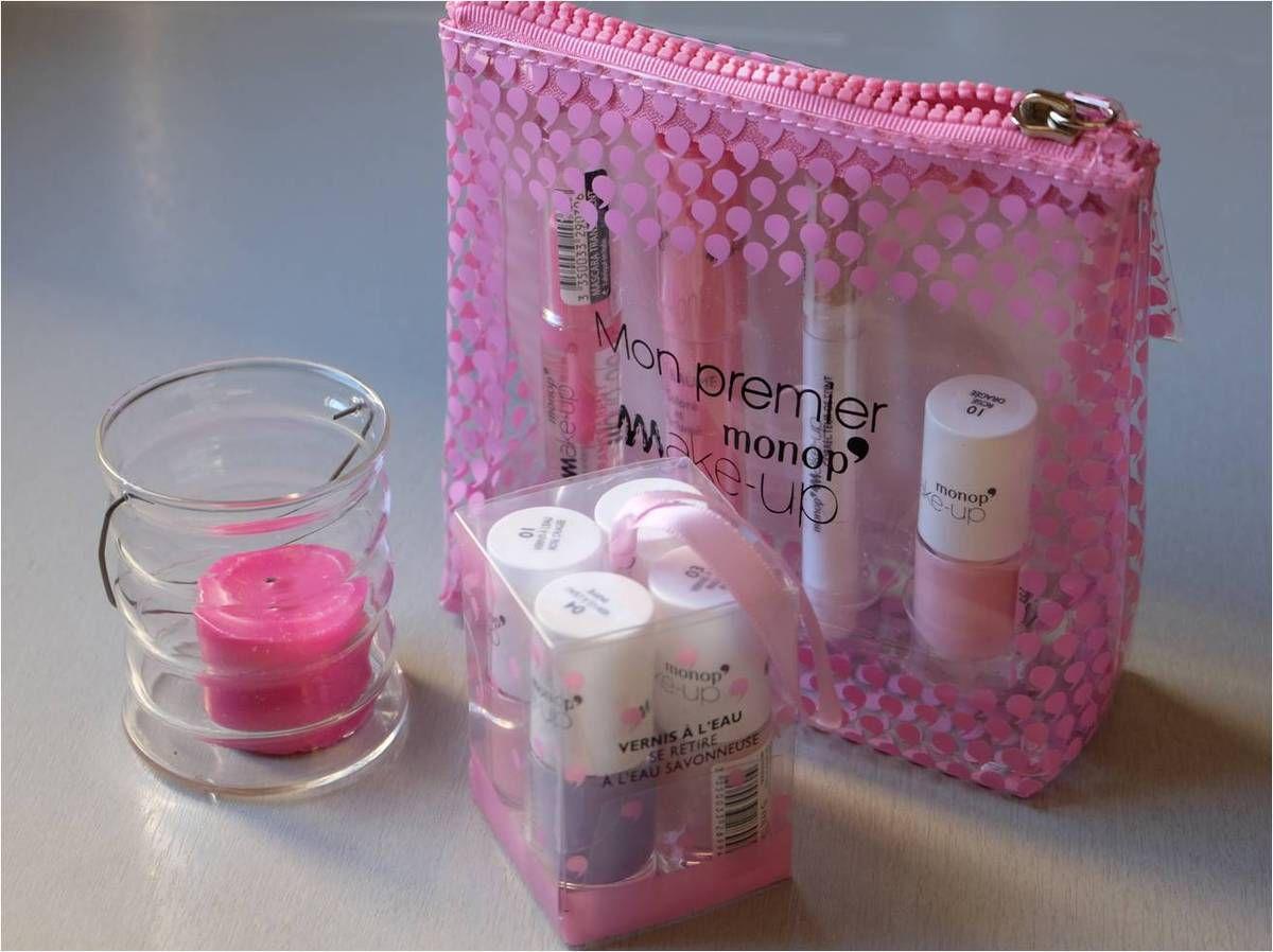 Des produits de beauté pour les petites filles �