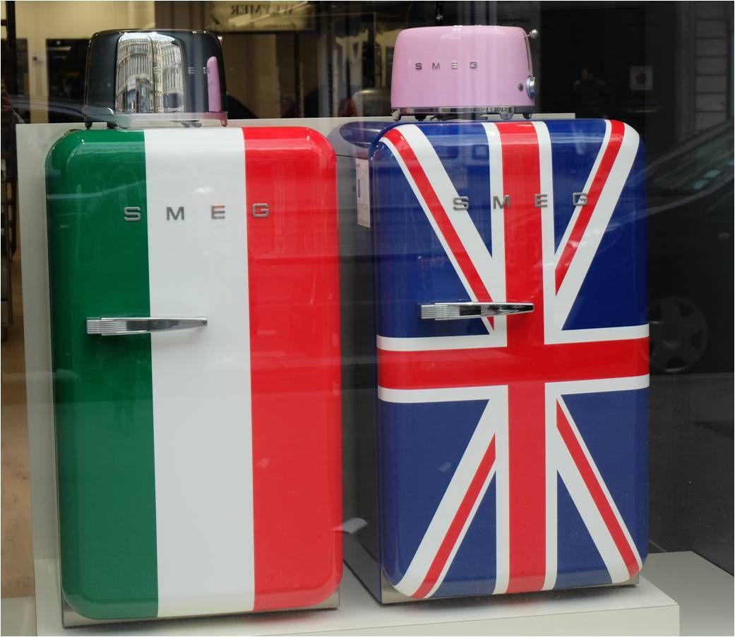 SMEG ouvre sa boutique à Lyon �