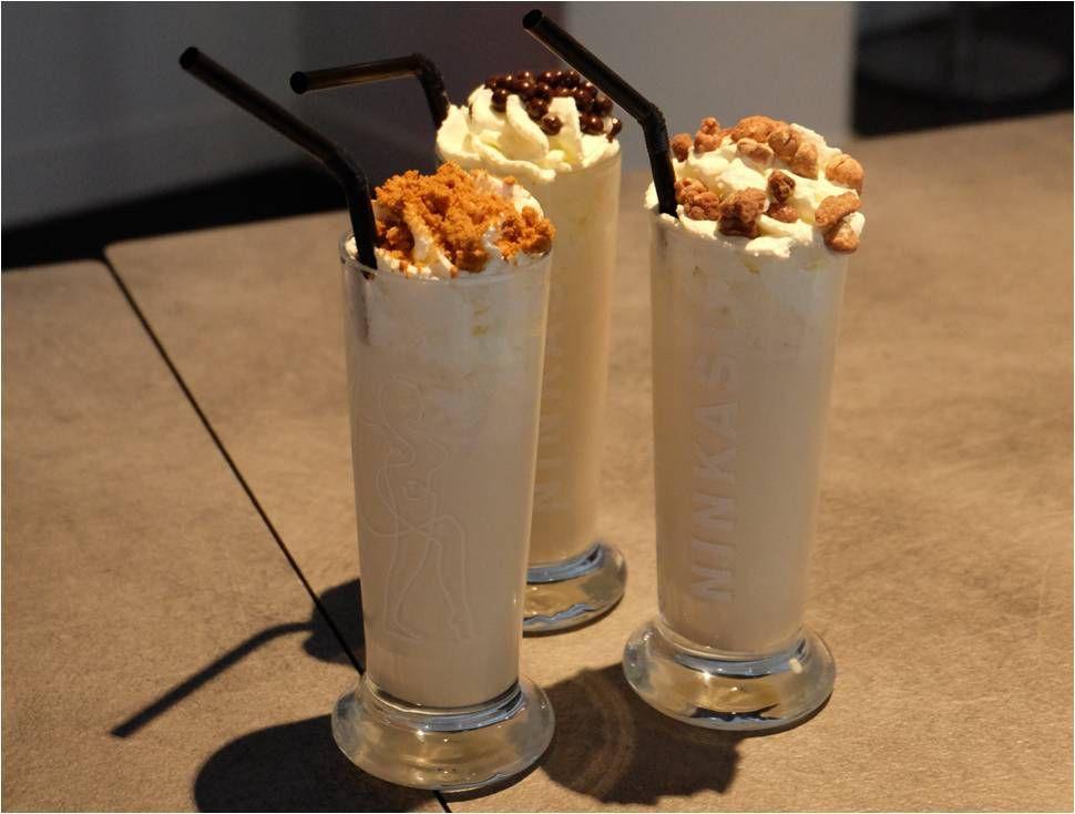 N comme Ninkasi : bière, burger &amp&#x3B; milkshake � �