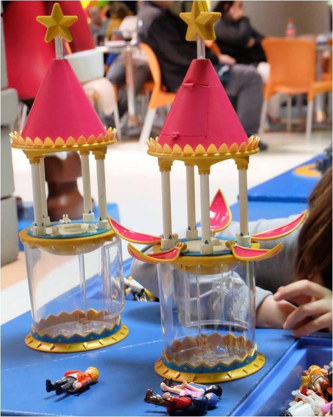 Je voudrais avoir 4 ans et l'univers d'Etincelle dans les Playmobil Super 4 !