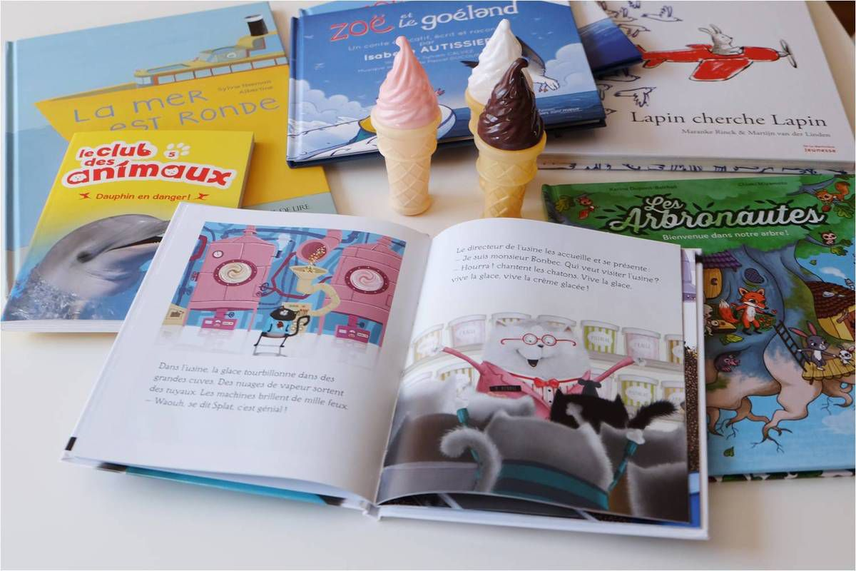 Des lectures qui sentent bon l'été ! �
