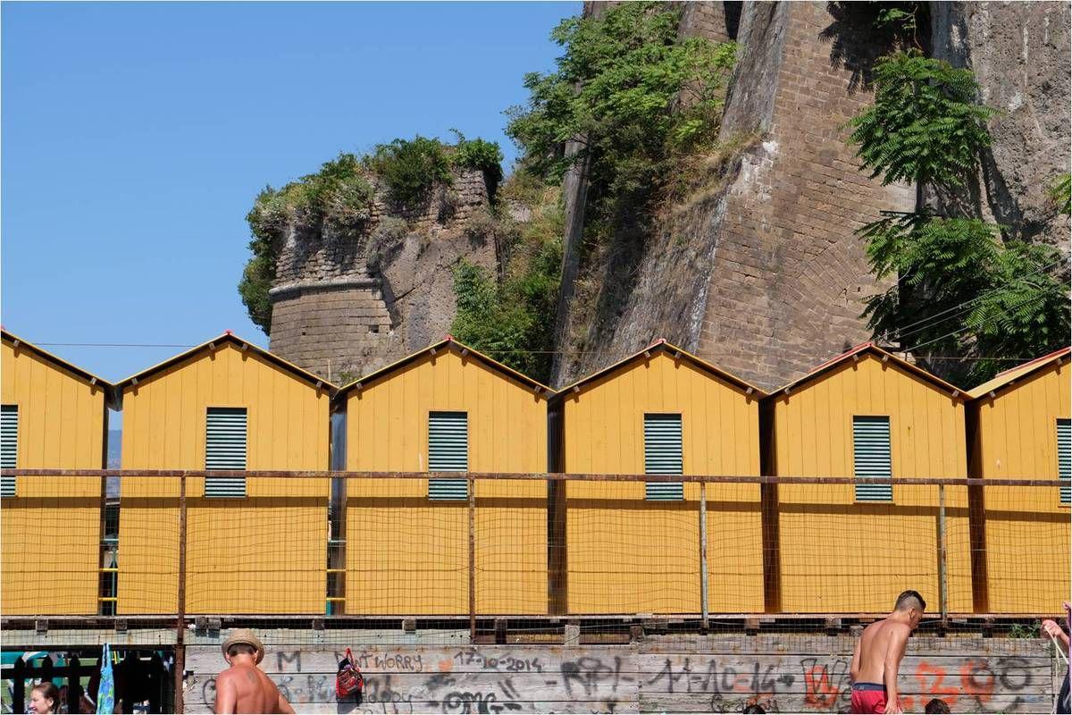 Naples avec les enfants : plage et visites !