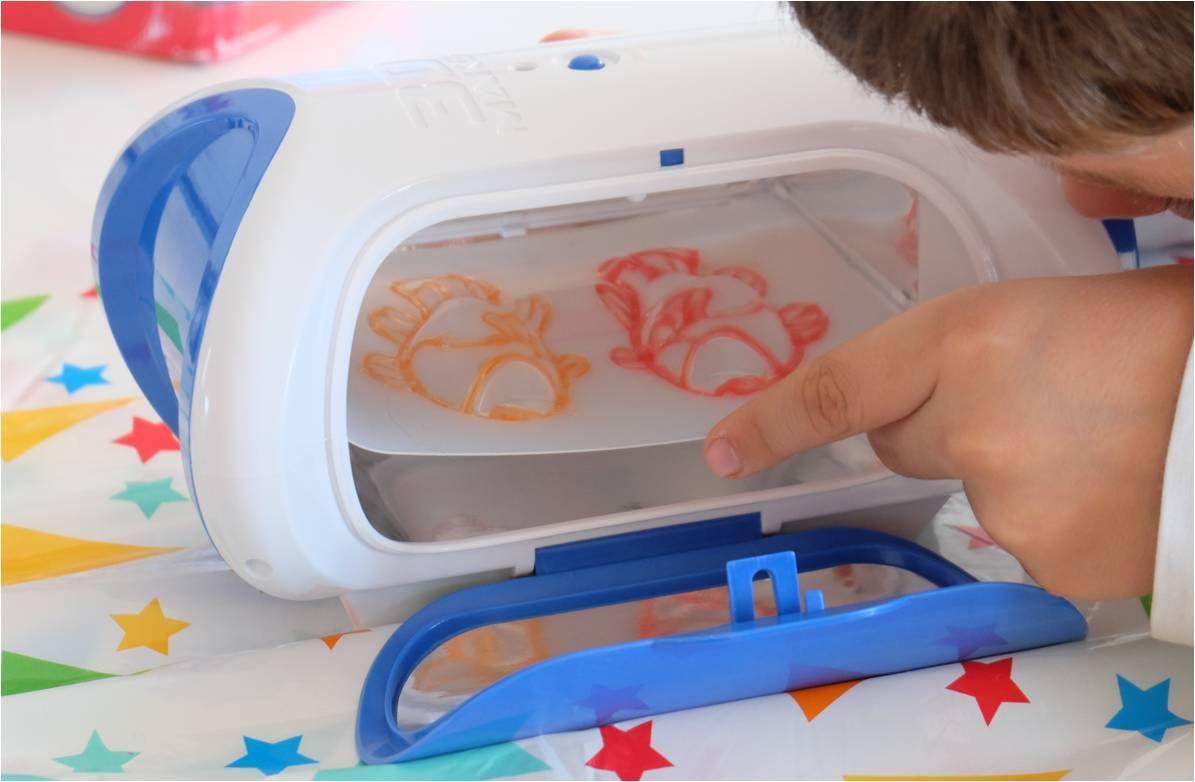 Activité créative enfant : l'imprimante 3D Maker !