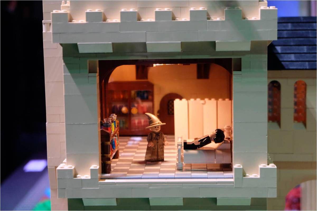 Exposition Lego à Mini World Lyon !