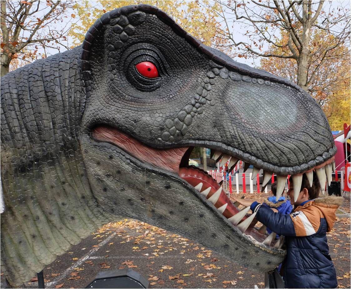Quand mon fils se trouve une vocation de dentiste...de dinosaures !