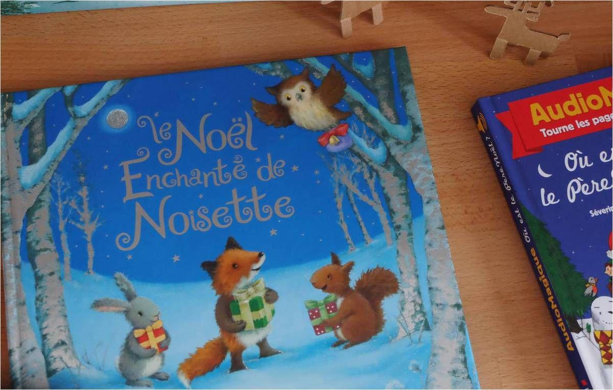 Merveilleux livres de Noël �