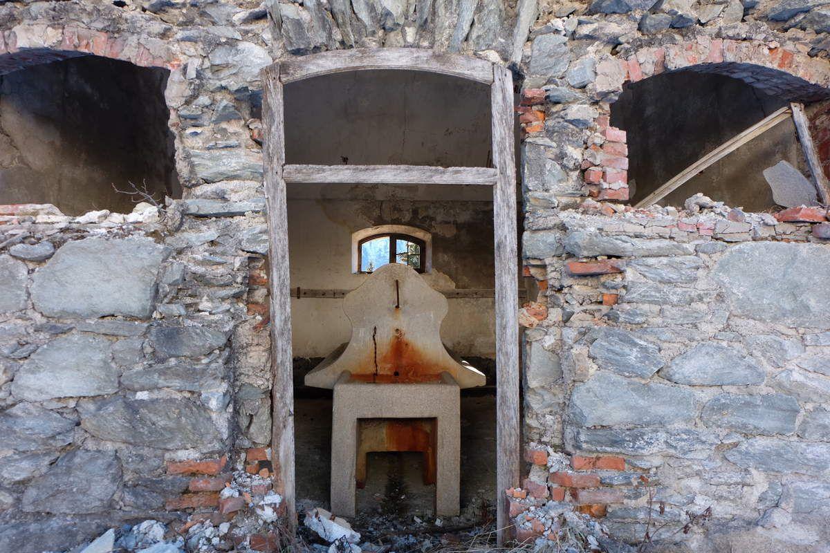 Rurex au Fort du Sapey