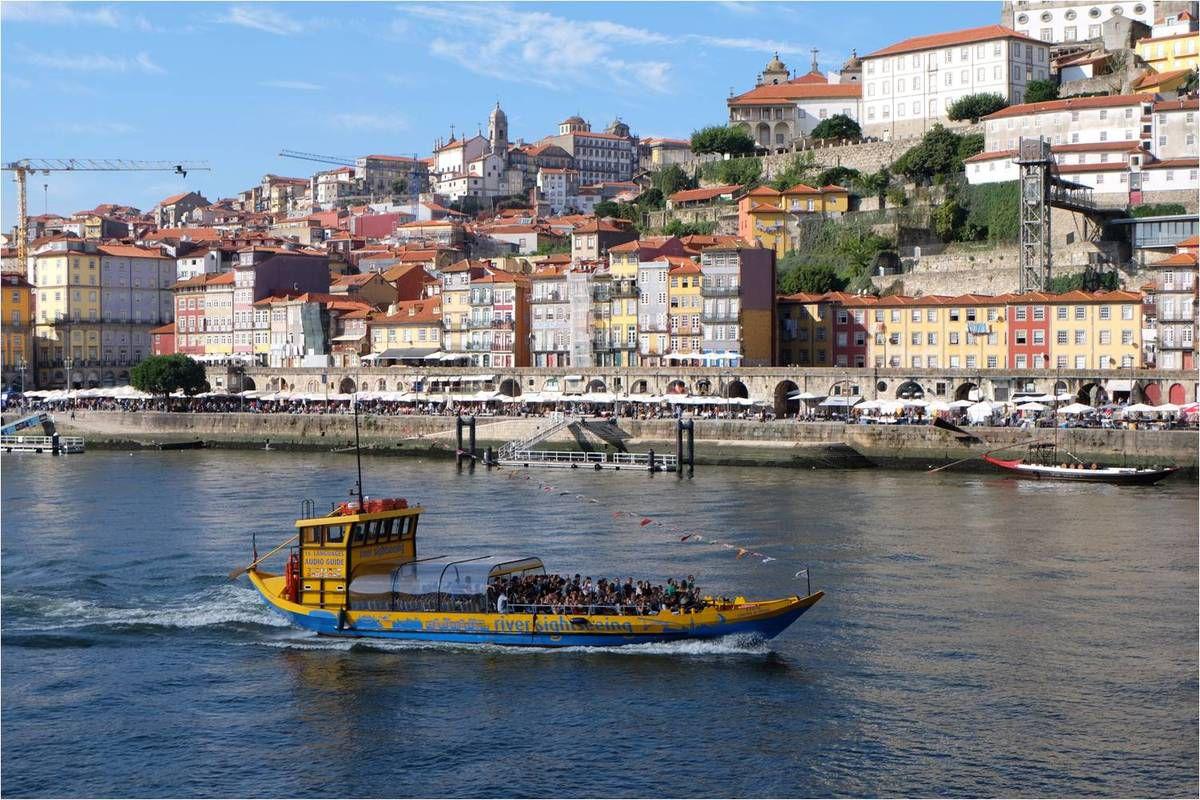 Week-end à Porto avec les enfants