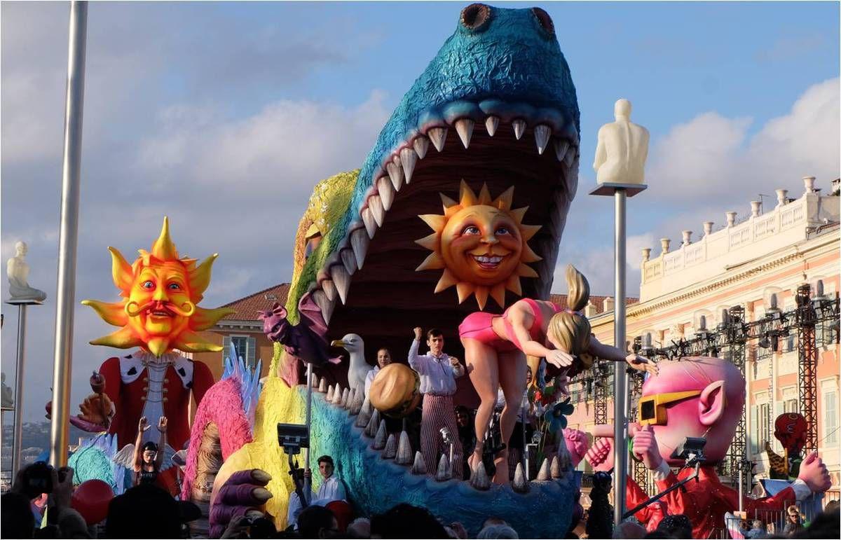 Carnaval de Nice 2017 �