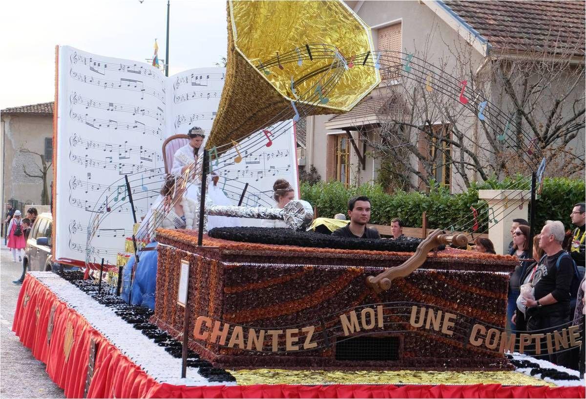 Dimanche au carnaval de Saint-Pierre de Chandieu �