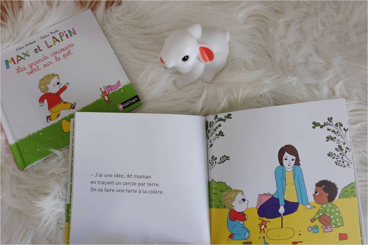 Max et Lapin, nouveaux livres pour les tout-petits