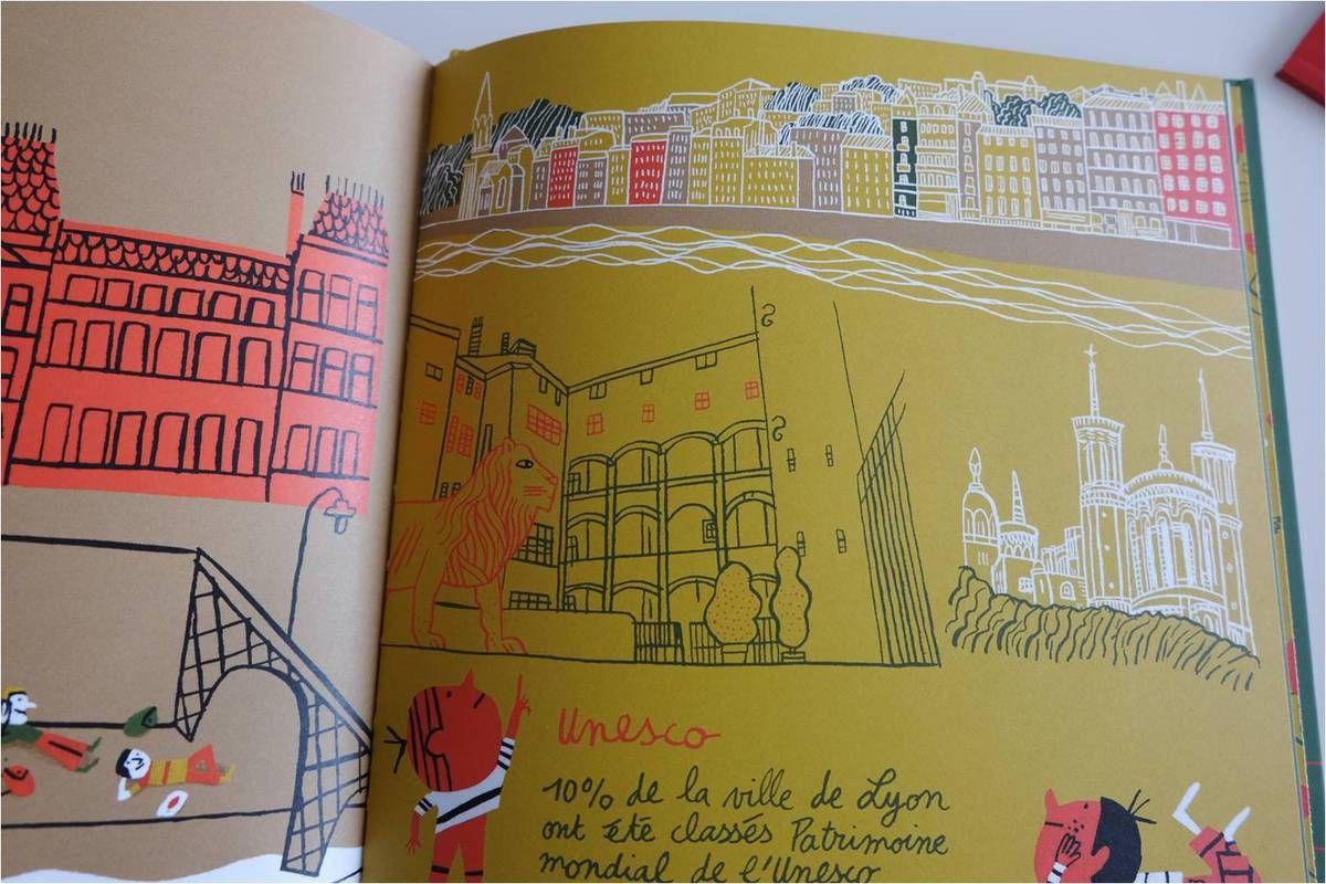 Livres enfants pour être incollables sur Lyon !