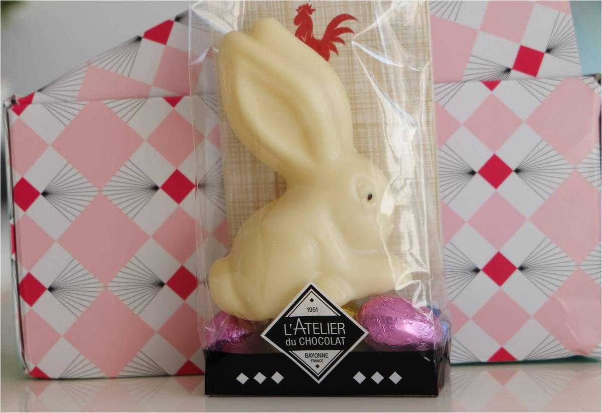 Attention petit lapin, tu vas te faire croquer les oreilles !