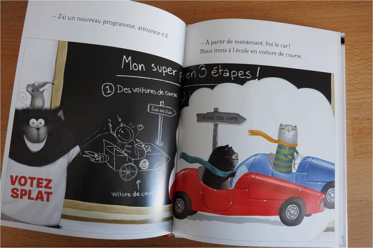 Présidentielles, les livres enfants !