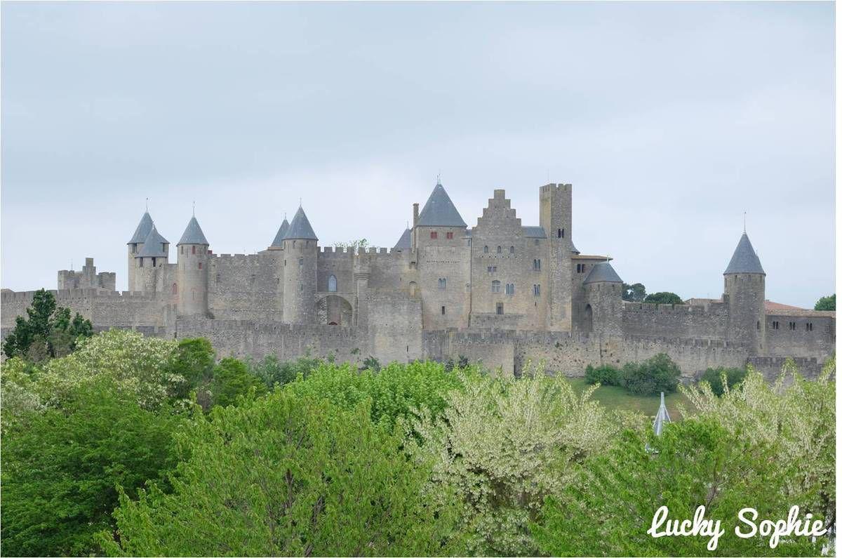 Visiter Carcassonne : chasse au trésor enfants