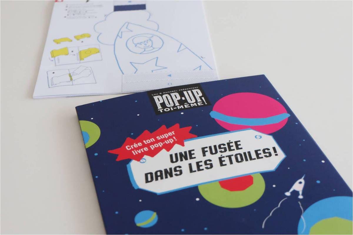 Des livres pop up à créer soi-même !